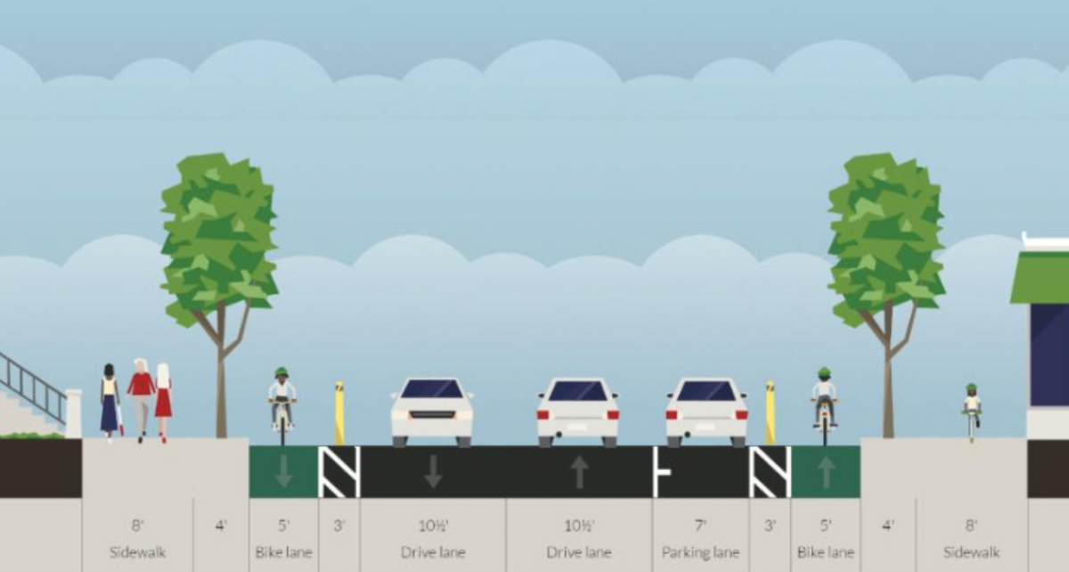 Tues Apr 25th: Cambridge St Protected Bike Lane Public Meeting