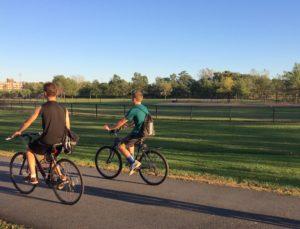 Kids at Danehy Park